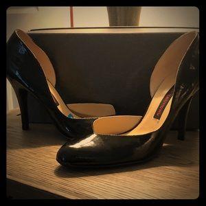 Never worn Chinese Laundry patent heels